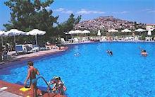 Foto Hotel Delphinia in Molyvos ( Lesbos)